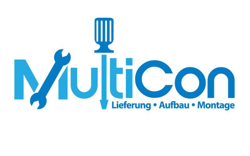 Logo Design für Multicon